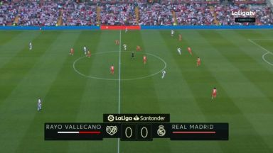 Full match: Rayo Vallecano vs Real Madrid