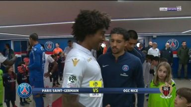 Full match: PSG vs Nice
