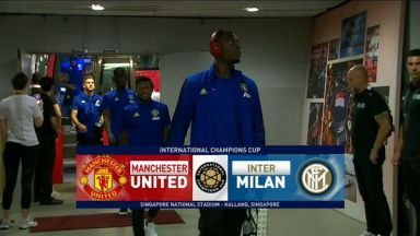 Full match: Manchester United vs Inter Milan