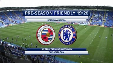 Full match: Reading vs Chelsea