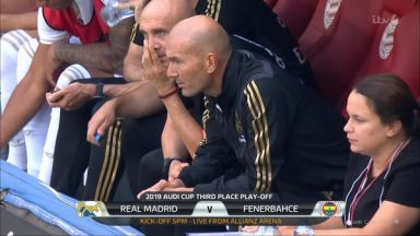 Full match: Real Madrid vs Fenerbahce