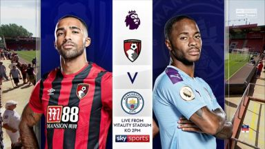 Full match: AFC Bournemouth vs Manchester City