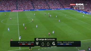 Full match: Athletic Bilbao vs Real Sociedad