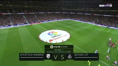 Full match: Atletico Madrid vs Getafe