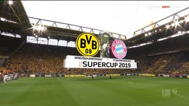 Full match: Borussia Dortmund vs Bayern Munich