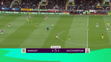 Full match: Burnley vs Southampton