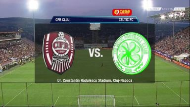 Full match: CFR Cluj vs Celtic