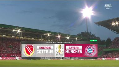 Full match: Energie Cottbus vs Bayern Munich