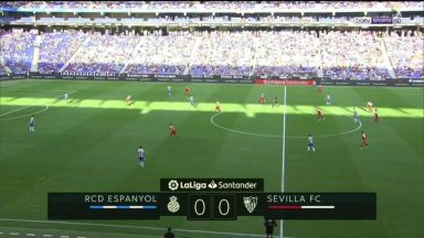 Full match: Espanyol vs Sevilla