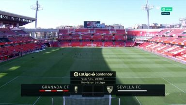 Full match: Granada vs Sevilla