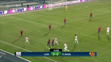 Full match: LASK vs Basel