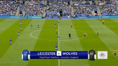 Full match: Leicester City vs Wolverhampton Wanderers