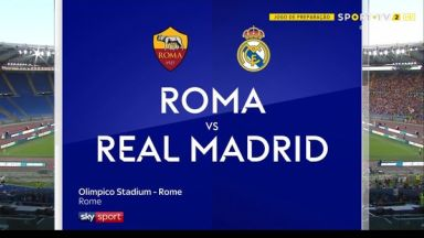 Full match: Roma vs Real Madrid