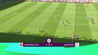 Full match: Sheffield United vs Leicester City