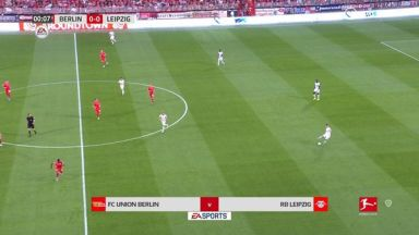 Full match: Union Berlin vs RB Leipzig