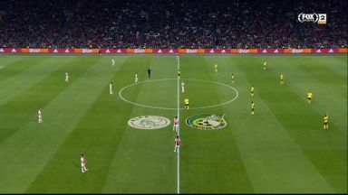 Full match: Ajax vs Fortuna Sittard
