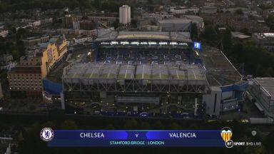 Full match: Chelsea vs Valencia