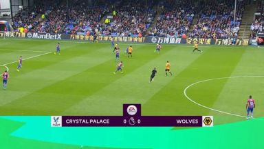 Full match: Crystal Palace vs Wolverhampton Wanderers
