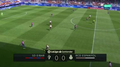 Full match: Eibar vs Espanyol