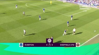 Full match: Everton vs Sheffield United