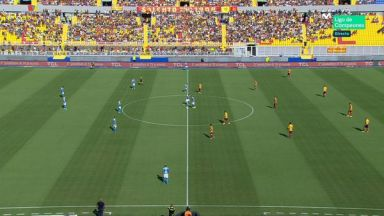 Full match: Lecce vs Napoli