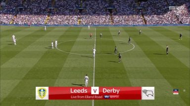 Full match: Leeds United vs Derby County