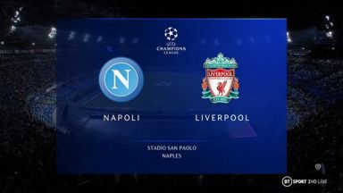 Full match: Napoli vs Liverpool