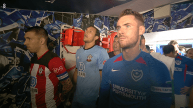 Full match: Portsmouth vs Southampton