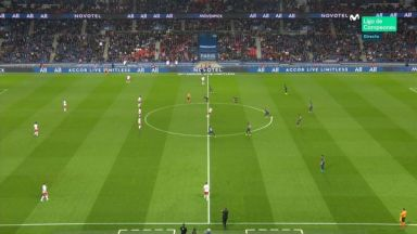 Full match: PSG vs Reims