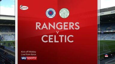 Full match: Rangers vs Celtic