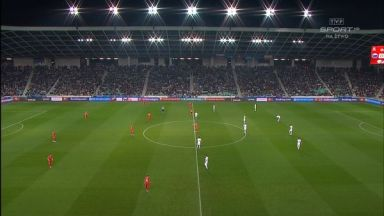 Full match: Slovenia vs Poland