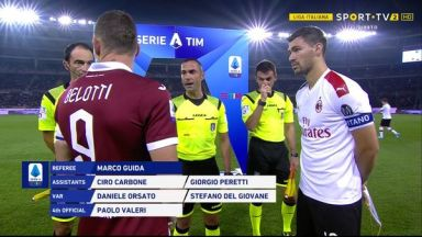 Full match: Torino vs AC Milan