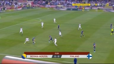 Full match: Bosnia-Herzegovina vs Finland