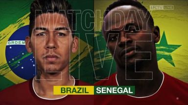 Full match: Brazil vs Senegal