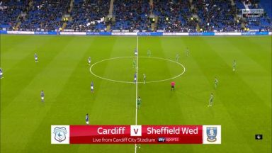Full match: Cardiff City vs Sheffield Wednesday