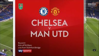 Full match: Chelsea vs Manchester United