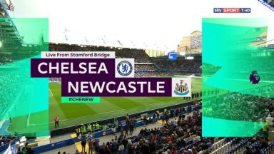 Full match: Chelsea vs Newcastle United