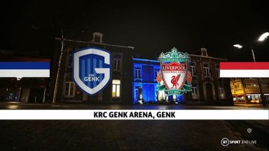 Full match: Genk vs Liverpool