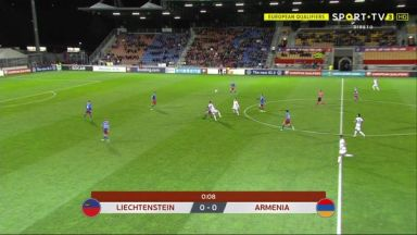 Full match: Liechtenstein vs Armenia