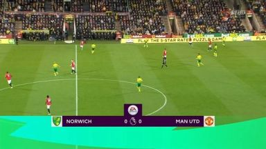 Full match: Norwich City vs Manchester United