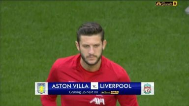 Full match: Aston Villa vs Liverpool