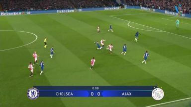 Full match: Chelsea vs Ajax