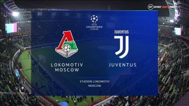 Full match: Lokomotiv Moscow vs Juventus