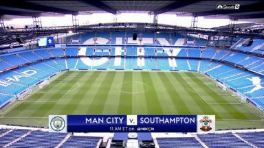 Full match: Manchester City vs Southampton