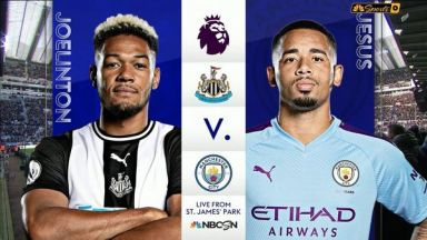 Full match: Newcastle United vs Manchester City