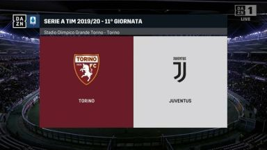 Full match: Torino vs Juventus