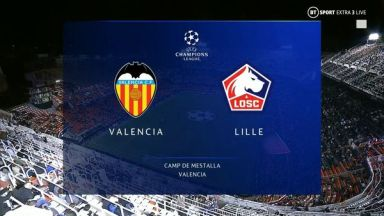 Full match: Valencia vs Lille