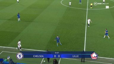Full match: Chelsea vs Lille