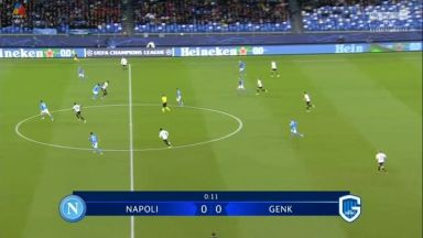 Full match: Napoli vs Genk
