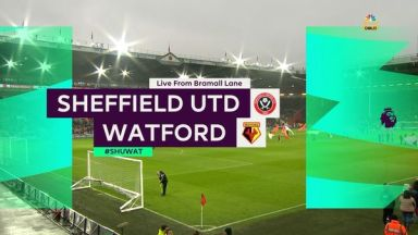 Full match: Sheffield United vs Watford